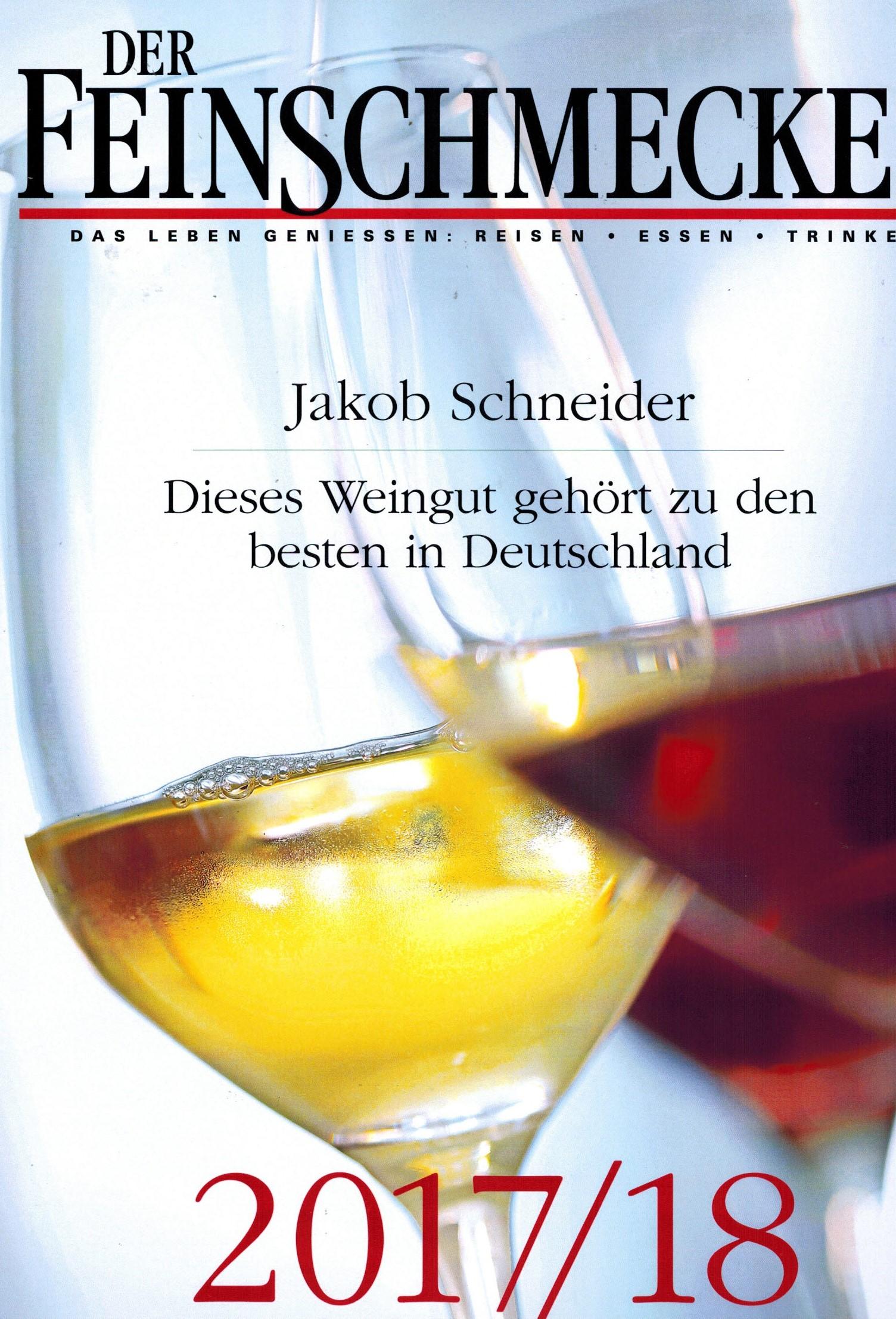 Weingut Jakob Schneider   Niederhausen / Nahe